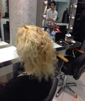 Kabarık Saçlarla Baş Etme Yolları