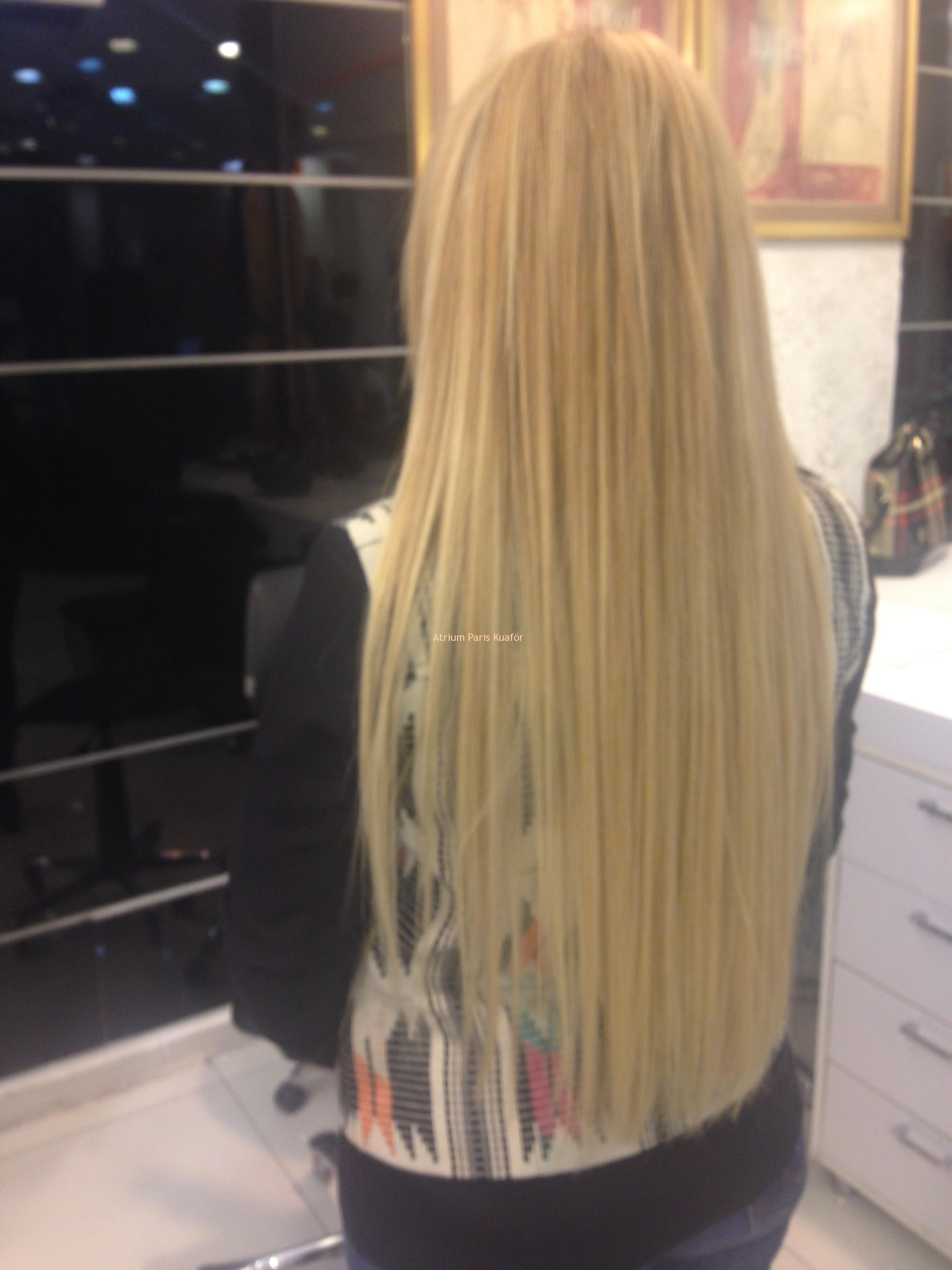 saç dökülmesini azaltmak
