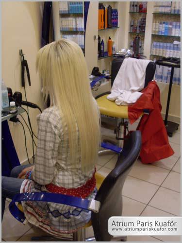 saç dökülmesi için çözümler