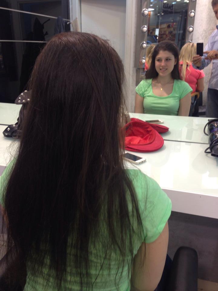 bakımsız saçlar