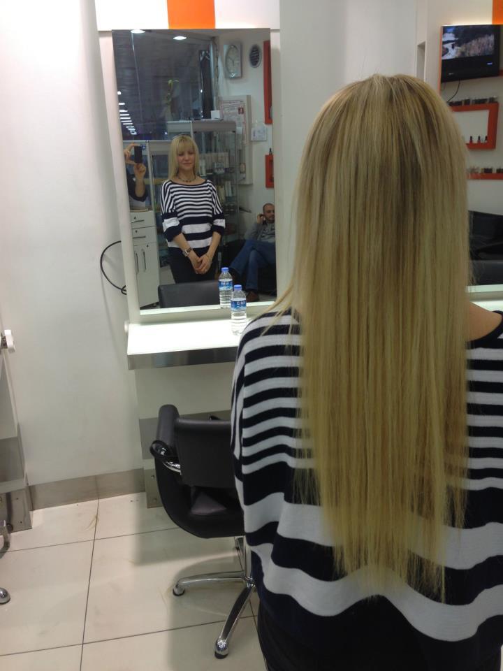 kırık saç bıkımı