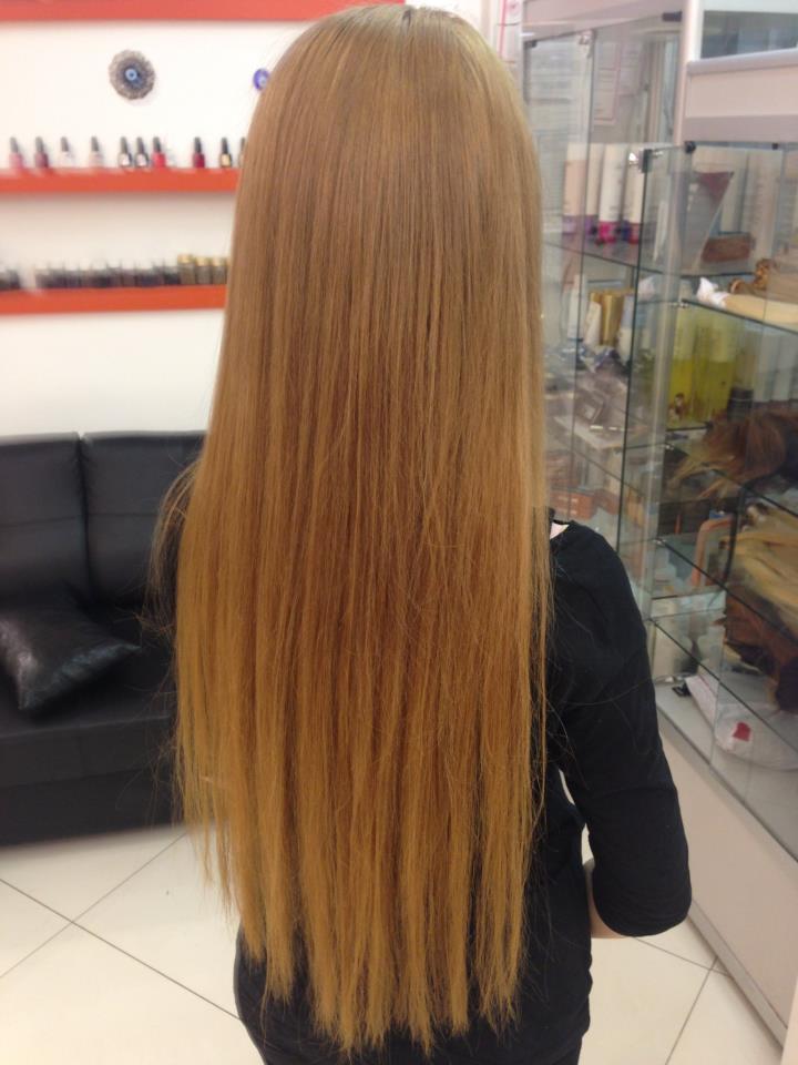 saç kırılması