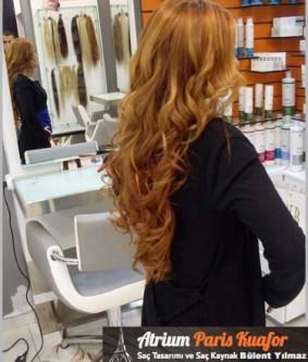 Doğal Olmayan Yöntemlerle Saç Uzatma İşlemi