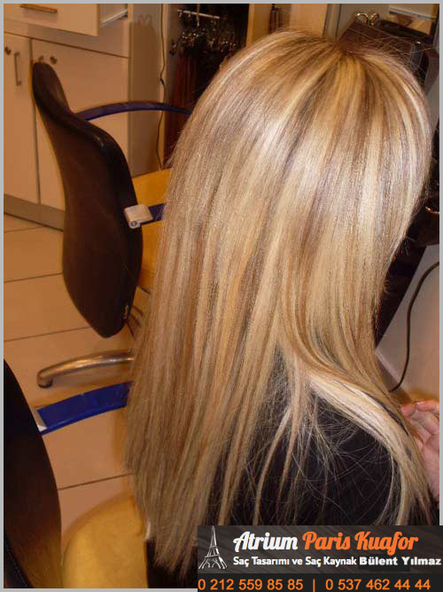 mikro kaynaklı saç stilleri