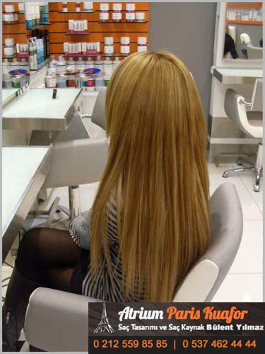 saç kaynak resmi