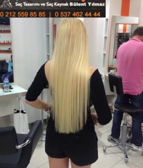 Kalın Saçlar İçin Halka Kaynak