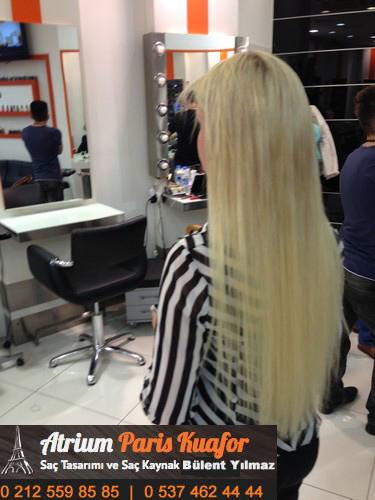 Kaynak saçlar