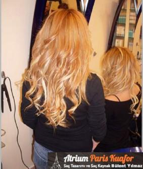 Saçlarınız İçin Doğal Yolları Tercih Edin