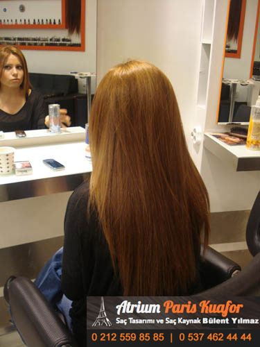 toplama saç kaynak
