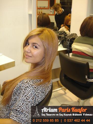 tress saç kaynak modeli