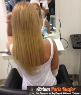 Kaynak Saç İçin Bir Uzmana Danışın