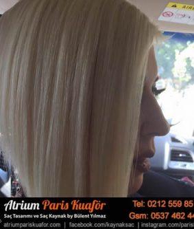 İstanbul'da Görünmez Saç Kaynak